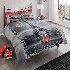 Paris Comforter Cover Duvet Cover Quilt Cover Bedding Set With Pillow Cases