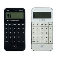 New Office Supplies Student Mini Electronic Digit Calculator Time Nice