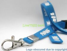 NHS Lanyard Personal neck ID card holder Optional vertical horizontal available