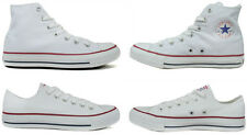 CONVERSE All Star Chucks Weiß High Low Basic Schuhe Sneaker Gr. 36 - 46.5