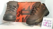 Worx by Red Wing Boots Mens Sizes 10 13 M Steel Toe ESD 5300 Wholesale Footwear