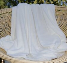 BAMBOO Loop Terry Fabric, Certified Organic, for cloth diapers, ships from US