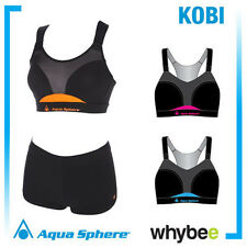 AQUA SPHERE KOBI LADIES SWIMWEAR WOMENS SWIMMING COSTUME SWIMSUIT ALL SIZES! NEW
