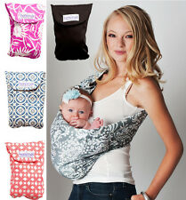 NEW Hotslings AP (Adjustable Pouch) Sling Baby Carrier Pouch -Many Colors R & L