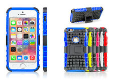 HEAVY DUTY TOUGH SHOCKPROOF WITH STAND HARD CASE COVER FOR ALL MOBILE PHONES