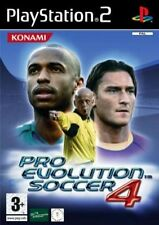 Pro Evolution Soccer 4 for Sony PlayStation 2 1p bid free postage