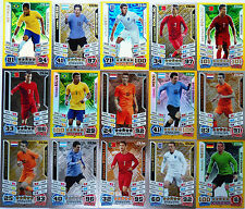 MATCH ATTAX ENGLAND 2014 LIMITED EDITION WORLD CUP. Choose card/s