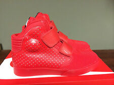 NIKE FLYSTEPPER 2K3 UNIVERSITY RED CHROME SNEAKERS CASUAL LIMITED 677473-601