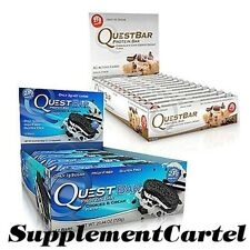 Quest Protein Bar 2-Pack!! Mix and Match! Choose Your Flavors! EVERY FLAVOR!!!