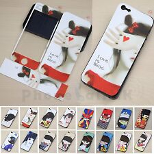 16 Bling Fashion Full Body Pattern Screen Protector Sticker For Apple iPhone 5G
