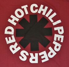 Red Hot Chili Peppers Adult T-Shirt Officially Licensed Tee RHCP