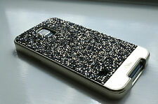 OEM Case-Mate For Samsung GALAXY S5 Brilliance Champagne Crystal Cover Case