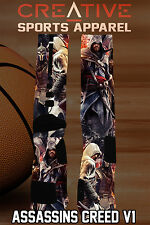 Custom Video Game Collection Nike Elite Socks - Multiple Designs Available