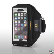 Gear Beast Case Compatible Armband for iPhone 6, Galaxy S6/S5 w/ Otterbox & More