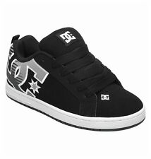 DC Shoes Men's Court Graffik SE Low Top Shoes - Black (Bgy)