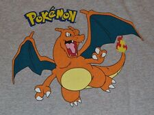 Pokemon Charizard T-Shirt Officially Licensed Merchandise Adult Tee