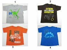 NEW T Shirts Tops Toddler Kids Boys Size:2T,3T