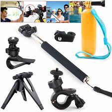 EEEKit for Action Sports Cameras Monopod Tripod Holder+Handlebar/Floating Mount