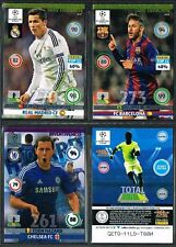 UPDATE CARDS #61-#120 - Panini Champions League 2014/2015 ADRENALYN XL