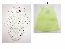 NEW Infant Baby Girls Dresse Bloomer Size: 3-6 Months Child of Mine ,Small Wonde