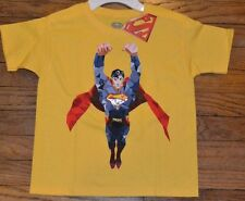 Superman DC Comics Boys Kids Youth T-Shirt Officially Licensed Merchandise