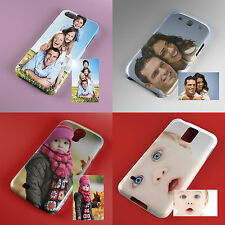PERSONALISED CUSTOM DESIGN PRINTED PHONE CASE COVER FOR IPHONE 4 5 6 OR SAMSUNG