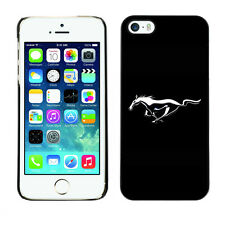 Hard Phone Case Cover Skin For Apple iPhone Mustang Wild Horse