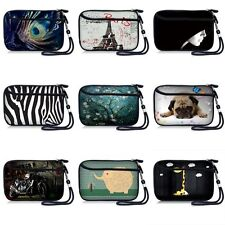 Many Designs Soft Case Bag Pouch+Strap For Sony Xperia Z Ultra/Google Nexus 6