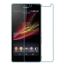 3x CLEAR LCD Screen Protector Shield for sony Xperia m36h ZR SX