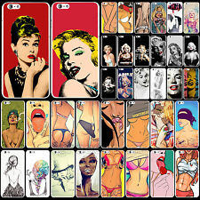Beauty Back Design Hard Cover Case For iphone 6 6 Plus Rapid Transport To The US