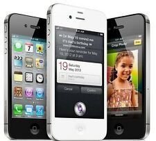 Apple iPhone 4S Smartphone 3.5'' 8 GB IOS 7 3G 8MP IPS LCD Mobile Phone Unlocked