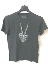 NWT LUCKY BRAND ROCK IN PEACE MAN'S  GRAPHIC T-SHIRT Small, Med, Lge, XLge