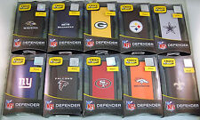 "Otterbox Defender Series Cases w/ Holster NFL Edition for Apple iPhone 6 (4.7"")"