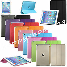 Ultra Slim Magnetic Smart Cover Leather Case for Apple iPad Mini 1 2 3