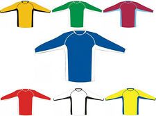 Carta Sport Football Teamwear Shirt Crew Neck London Panel Soccer Jersey Top