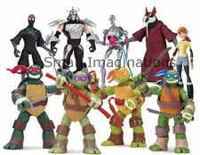 Teenage Mutant Ninja Turtles Action Figure - Collection of Figures to Choose