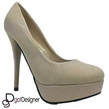 NEW Womens Fashion Party Shoes Heels Platforms Pumps Pink Silver Open/Peep Toe