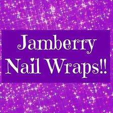 Jamberry Nail Wraps! ~ Half Sheets ~ Choose Your Favorite!