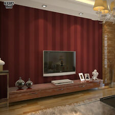 High quality!City Style 10M Glittering Gold/Silver Lines Flocking wallpaper Roll
