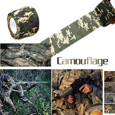 4.5Meter Camo Hunting Camping Hiking Camouflage Stealth Tape Waterproof