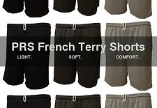 Men's classic Jersey Knit Sweatshorts French Terry S-5XL Made in USA lounge