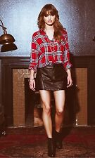 $128 RAILS Hunter Button Down Shirt Blouse size S/Small NEW 2015