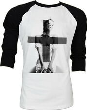 Kate Moss Cross Celebs Model Icon Mod Magazine Celeb  T-Shirt  2 Tones S,M,L