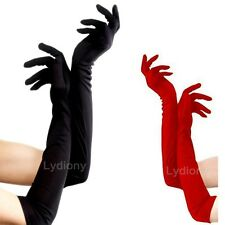 Winter Long Glove Opera Wedding Bridal Evening Party Prom Costume Glove Cosplay