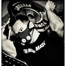 Hot !! Training Mask 2.0 (Size S, M, L) High Altitude Simulation Training‏