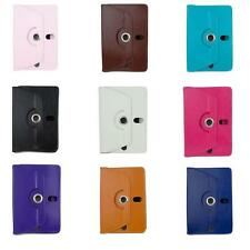 Rotate Stand Leather Case Cover for Apple iPad Mini 1,2,3 Stylus Protoctors NEW