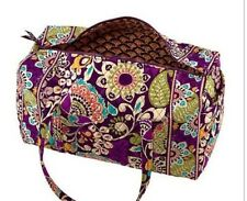 Vera Bradley Large Duffel Carry On Travel Tote Bag-NWT-Multi-Colors-$85 SALE