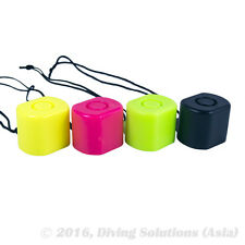 Scuba Diving Tank Valve Cap Protector Blue Green Yellow Black Color