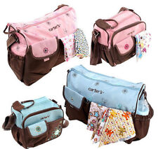 4Pcs Baby Diaper Bags Mummy Shoulder Handbag Mummy Tote Bags Messenger Bag