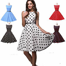 VICTORIAN Vintage Style 50's Rockabilly Evening Swing TEA Party Party Prom Dress